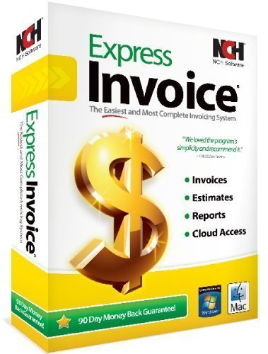 Express Invoice Professional Invoicing Software (PC)