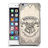 Head Case Designs Oficial Harry Potter Hogwarts Parchment Sorcerer's Stone I Carcasa rígida Compatible con Apple iPhone 6 Plus/iPhone 6s Plus
