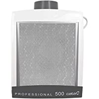Cata Professional 500 Extractor centrífugo de Cocina, 125 W, 230 V, Blanco y Gris