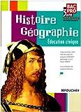 Histoire-Géographie Education civique Sde Bac Pro