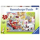 Ravensburger 09641 Firefighter Rescue Jigsaw Puzzles (60 Piece)