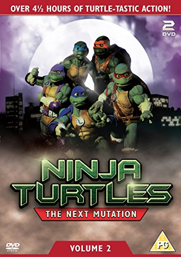Ninja Turtles - The Next Mutation Vol. 2 2 DVDs Alemania ...