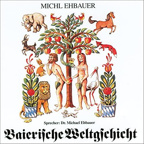Baierische Weltgschicht Titelbild