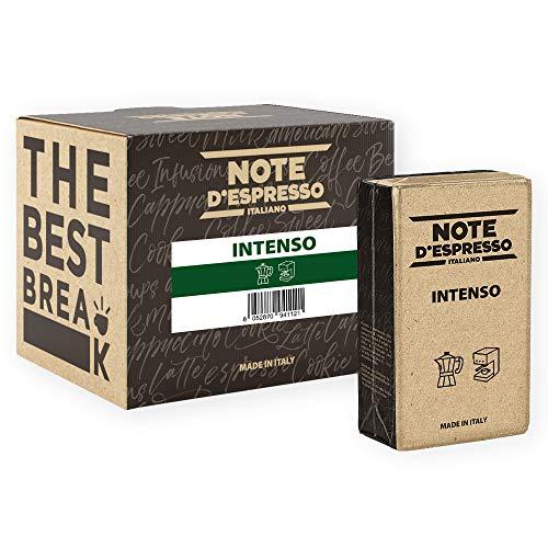 Note d'Espresso - Café Torrefacto Molido - 4 x 250 g