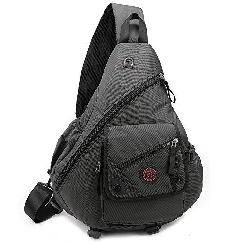 Sling Bags Large Sling Backpack Chest Shoulder Crossbody Daypacks for Men Women