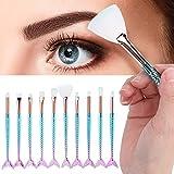 Kit de pinceles de maquillaje, pincel de sombra de ojos Highlight Brushes para maquillaje para uso doméstico