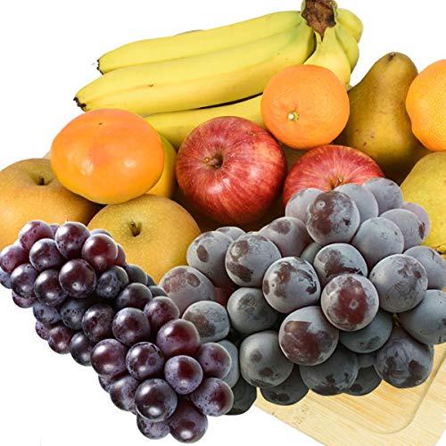 国華園 季節のフルーツ食べ比べセット 7種類 1箱 ご家庭用 旬の詰め合わせ フルーツ くだもの フルーツセット 果物セット