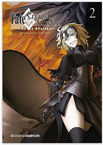 Fate/Grand Order: Turas Réalta: (volumen 2)