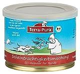 TERRA-PURA Tiernahrung Bio-Kräutermischung für Hunde und Katzen,Scheinträchtigkeitsmischung, Bio-Kräuterkur, 60 g