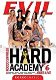 Rocco Siffredi Hard Academy Part 6 . . . Goes Live Evil Angel (2021) Anal, Big Cocks, Double Penetration, Gaping, Small Tits