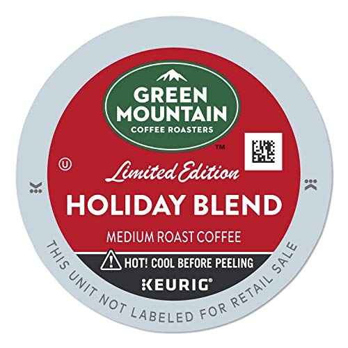 Green Mountain Coffee Holiday Blend K-cup for Keurig Brewers, 24 Count