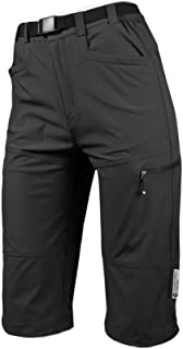 Women's Bicycle Commuter Pedal Pusher Capris