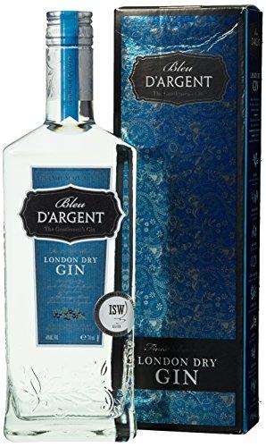Bleu D'Argent Gin in Geschenkverpackung (1 x 0.7 l)