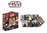 Coffret Star Wars - 8 livres d'aventures et le Me Reader : Un message caché ; Mission de sauvetage ; L'Entraînement Jedi ; C'est un piège ! ; Le ... ; Les Héros Rebelles ; L'Empire Maléfique