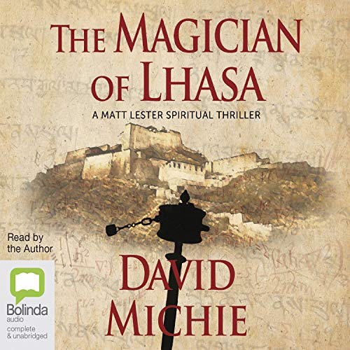 The Magician of Lhasa cover art