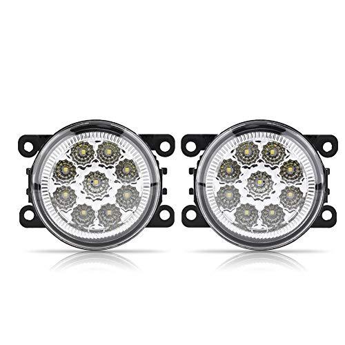 Huluri Advertencia Huluri 25W 240 LED mini luz estrobosc/ópico de la barra a prueba de agua luz amarilla