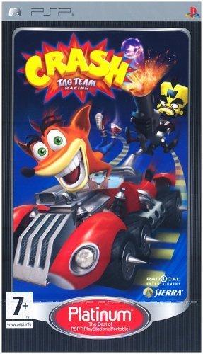crash tag team racing - PARA PSP - Version DE ESPAÑA