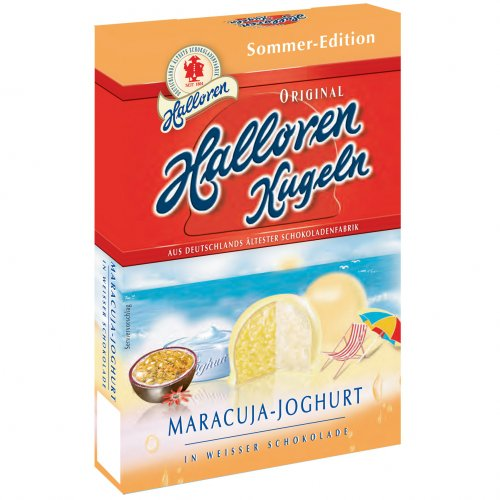 Halloren Kugeln Sommer-Edition Maracuja-Joghurt