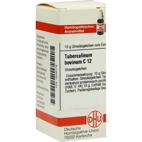TUBERCULINUM BOVINUM C 12 Globuli 10g