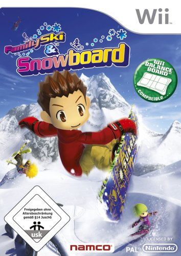 Family Ski & Snowboard [import allemand]