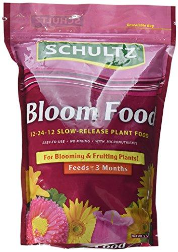 Schultz 018065 Spf48270 Slow-Release Bloom Fertilizer 3.5 Lbs