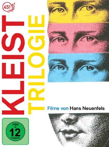 Kleist Trilogie - Filme von Hans Neuenfels [3 DVDs]
