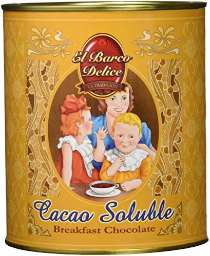 El Barco Delice Cacao Soluble - 500 gr