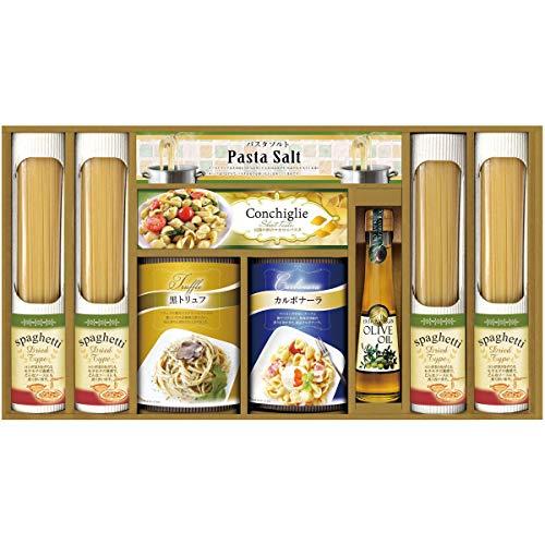 化学調味料無添加ソースで食べる スパゲティセット HRSP-40 〔全6種9個〕 パスタセット BUONO TAVOLA