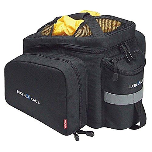 Rixen und Kaul KlickFix Rackpack 2 Plus - Gepäckträgertasche mit ausklappbaren Seitentaschen