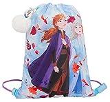 Girls Disney Frozen 2 Drawstring Gym Bag