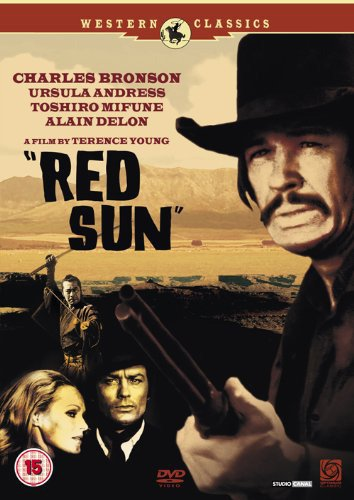 Rivalen unter roter Sonne / Red Sun (1971) ( Soleil rouge ) [ UK Import ]