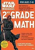 2nd Grade Math (Star Wars Workbooks)