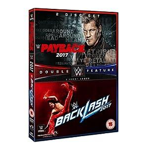 Wwe: Payback 2017/Backlash 2017 [Edizione: Regno Unito]