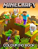 Minecraft Colouring Book: Cool Gift For Children And Anyone Who Love Minecraft Exploring Coloring, Drawing And Having Fun