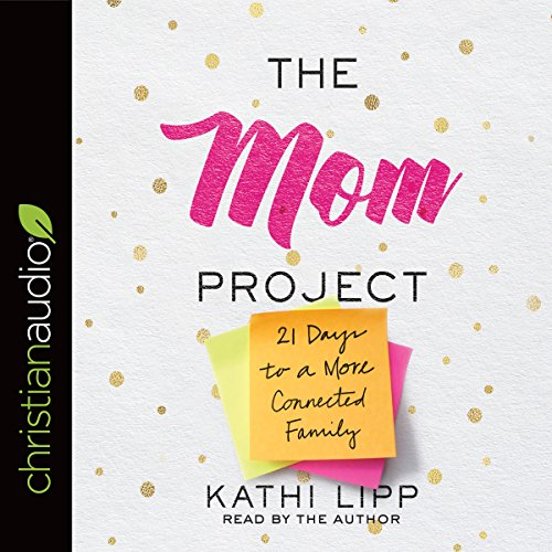 The Mom Project audiobook cover art