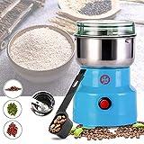 Multifunction Smash Machine, Electric Coffee Bean Milling Smash Grain Grinder Grain Mill Machine,...