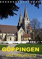 Goeppingen und Umgebung (Tischkalender 2022 DIN A5 hoch): Goeppingens Vielfalt entdecken (Monatskalender, 14 Seiten )