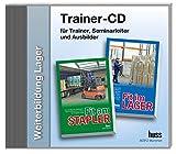 Trainer-CD Weiterbildung Lagerfür Trainer, Seminarleiter und Ausbilder. Aus Fit am Stapler und Fit im Lager