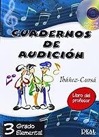Cuadernos De Audicion Vol. 3: Profesor