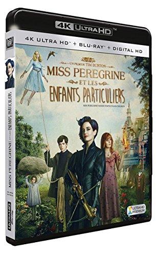 Miss Peregrine's Home for Peculiar Children 4K [Blu-Ray] [Region Free] (English audio. English subtitles)