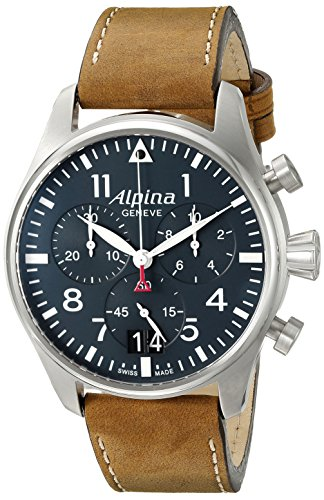 Alpina Men's AL-372N4S6 Startimer...