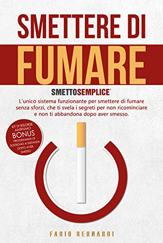 smettere fumare