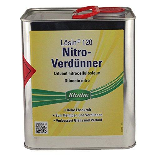 Kluthe Nitroverdünner Lösin 120 3 Liter