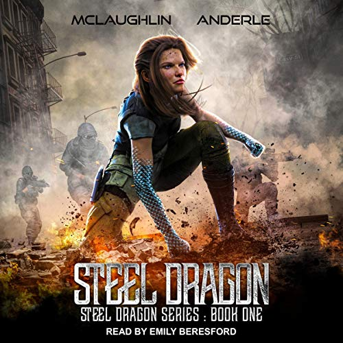 Steel Dragon  By  cover art
