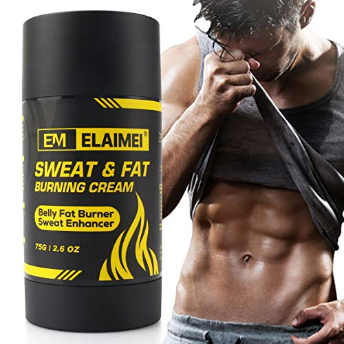 Hot Cream, Sweat Fat Burning Gel - Natural Anti Aging Weight Loss Cream, Workout Enhancer For Shaping Waist, Abdomen and Buttocks Slimming Cream for Men and Women
