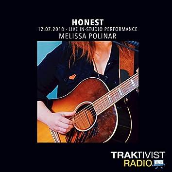 Honest (Live at Traktivist Radio Studio, 2018)