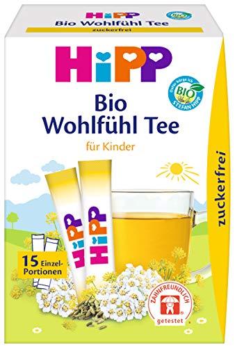 HiPP Bio Teegetränke Erster Wohlfühl-Tee (zuckerfrei)