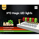 Magic LED lights (All About Robots Book 0) (English Edition)
