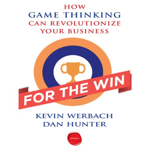For the Win audiobook cover art