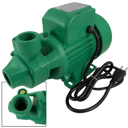 """1HP Electric Water Pump Centrifugal 1"""" Inlet/Outlet 3450RPM Clear Water Transfer"""